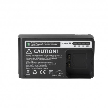 Quadralite Reporter PowerPack 29 charger