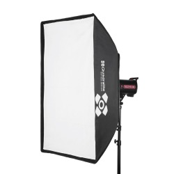 Quadralite softbox 80x120cm