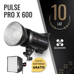 Quadralite Pulse Pro X 600 flash