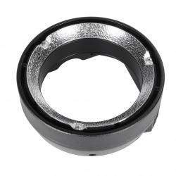 Quadralite Atlas 400 Pro mount adapter for Elinchrome