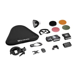 Quadralite Reporter 360 TTL N 1-Light Complete Kit