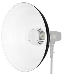 Quadralite Wave Beauty Dish white 55