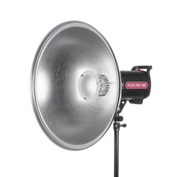 Quadralite Beauty Dish Silver 55 Reflector