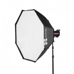 Quadralite octagonal softbox Deep Octa 120cm
