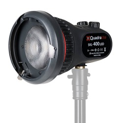 Quadralite SVL-400 lampa LED